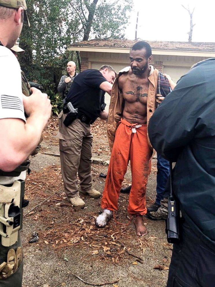 MMA fighter Cedric 'Spiderman' Marks captured after jail van