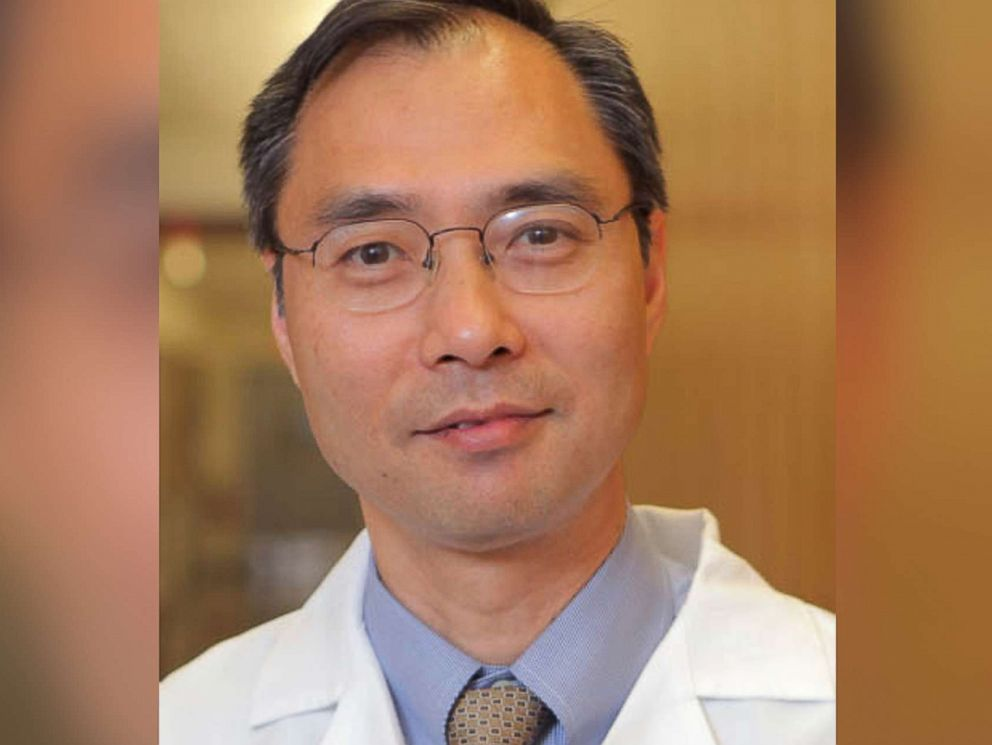 PHOTO: Dr. Michio Hirano is pictured in an undated handout photo released by Columbia University Medical Center on July 17, 2017.
