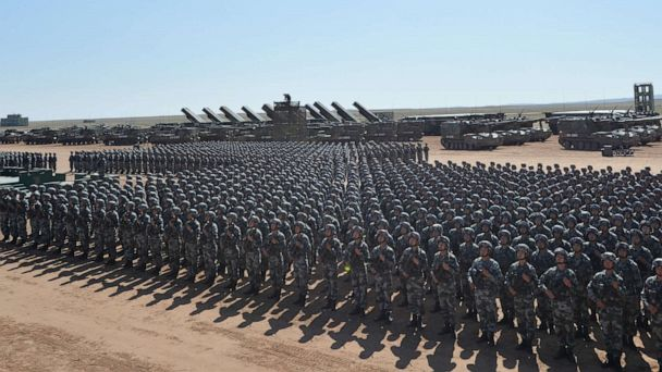 China stealing foreign military technology in race to become world power: Report
