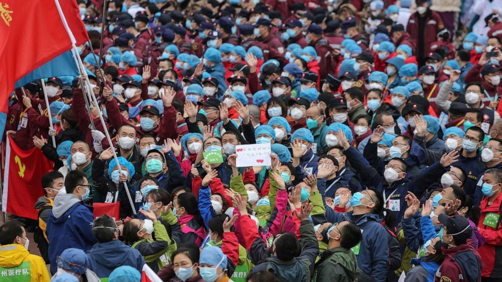 Coronavirus live updates: China's president visits outbreak epicenter for 1st time thumbnail