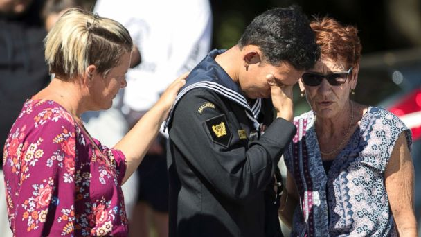 New Zealand Prime Minister Jacinda Ardern announces ban of all assault rifles after mosque shooting massacre