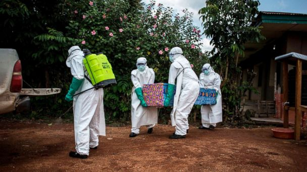 World's 2nd-largest Ebola outbreak exceeds 1,000 cases