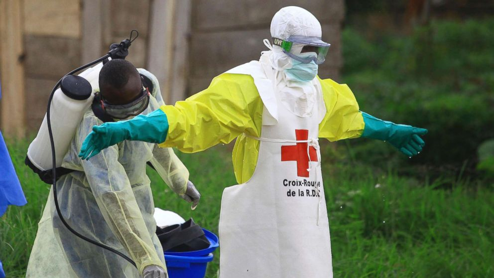 The current Ebola epidemic in the Democratic Republic of the Congo is the worst in the country's history, officials say