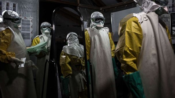 Vaccine hesitancy, climate change, Ebola among top 10 'threats to global health' this year, WHO says