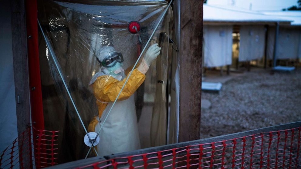Ebola outbreak spreads to 3rd province in eastern Democratic Republic of Congo thumbnail