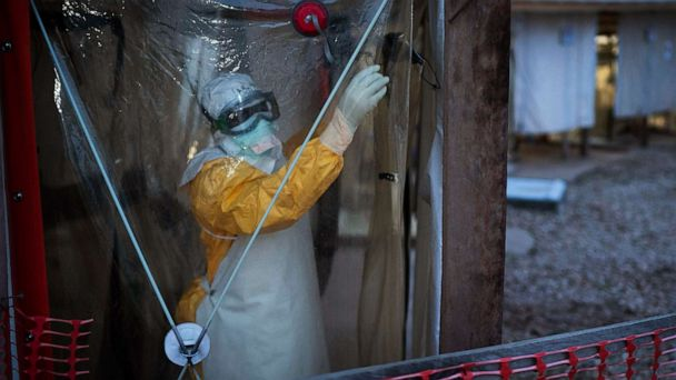 Ebola outbreak spreads to 3rd province in eastern Democratic Republic of Congo