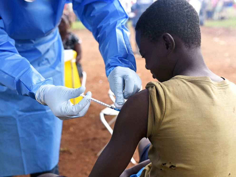 Ebola spreads to high-risk area of Congo