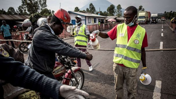 UN suspends Ebola screening after 3 aid workers killed in South Sudan