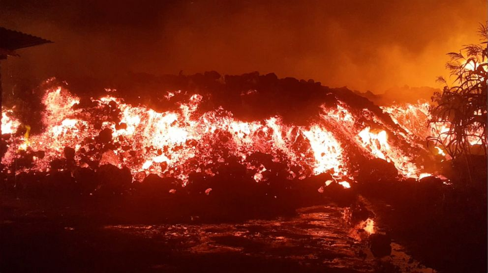 15 People Dead After Volcanic Eruption in Democratic Republic of the Congo