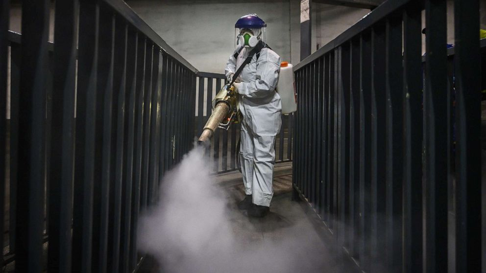 Coronavirus live-updates: Kreuzfahrtschiff mit 21 positive Fälle zu dock in Oakland