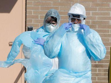 Coronavirus live updates: Over 10,000 dead in US