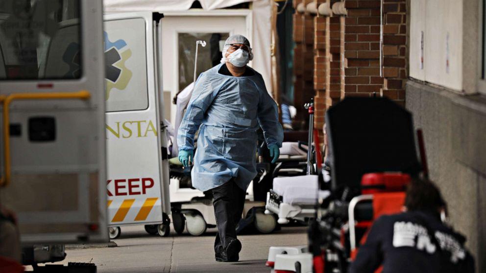 9 serikat belum mengeluarkan formal stay-at-home pesanan tengah coronavirus