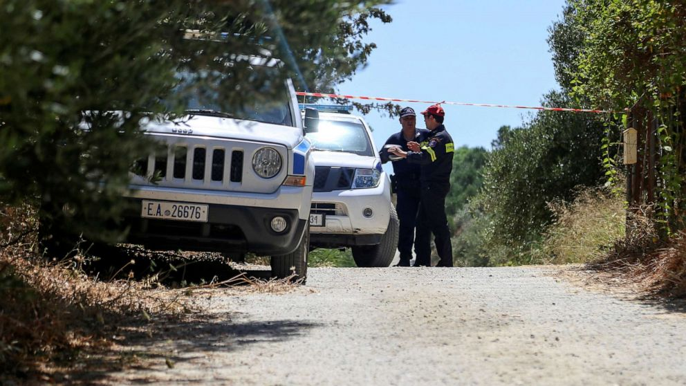 American Scientist Murdered In Crete Fought For Her Life Police