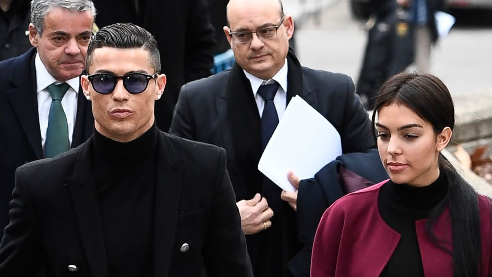 Cristiano Ronaldo to pay $21 million fine after pleading guilty to tax fraud