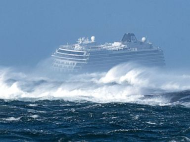 Norwegian cruise engine failure prompts rescue operation for 1 300 people on board
