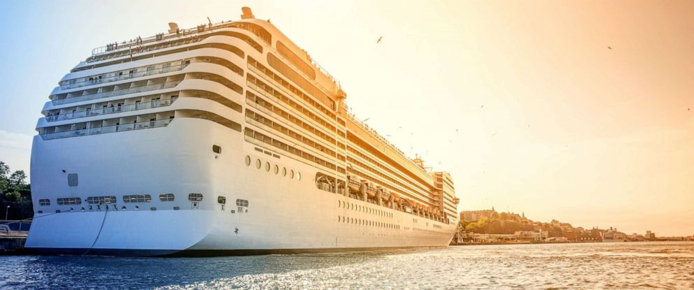 PHOTO: A cruise ship is seen in this stock photo.