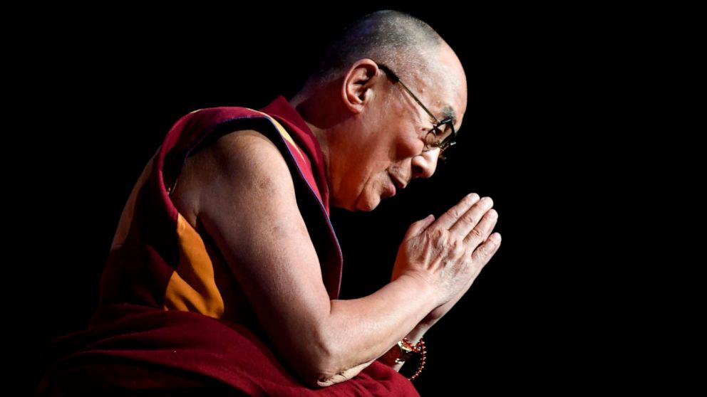 Dalai Lama is 'doing fine' after being hospitalized in northern India