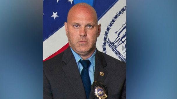 What we know about NYPD detective Brian Simonsen, who was slain in friendly fire