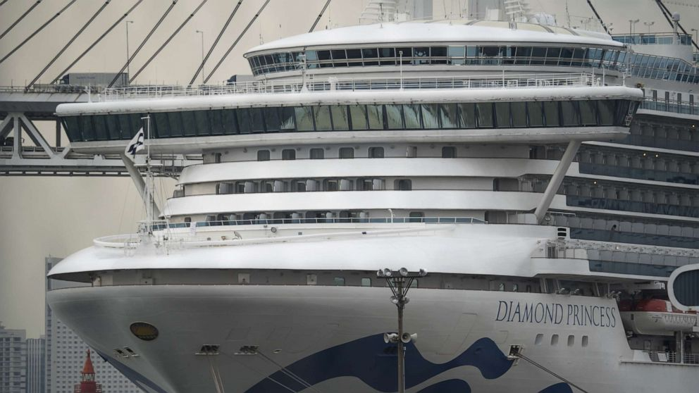 2 cruise ship passengers in Japan die from novel coronavirus