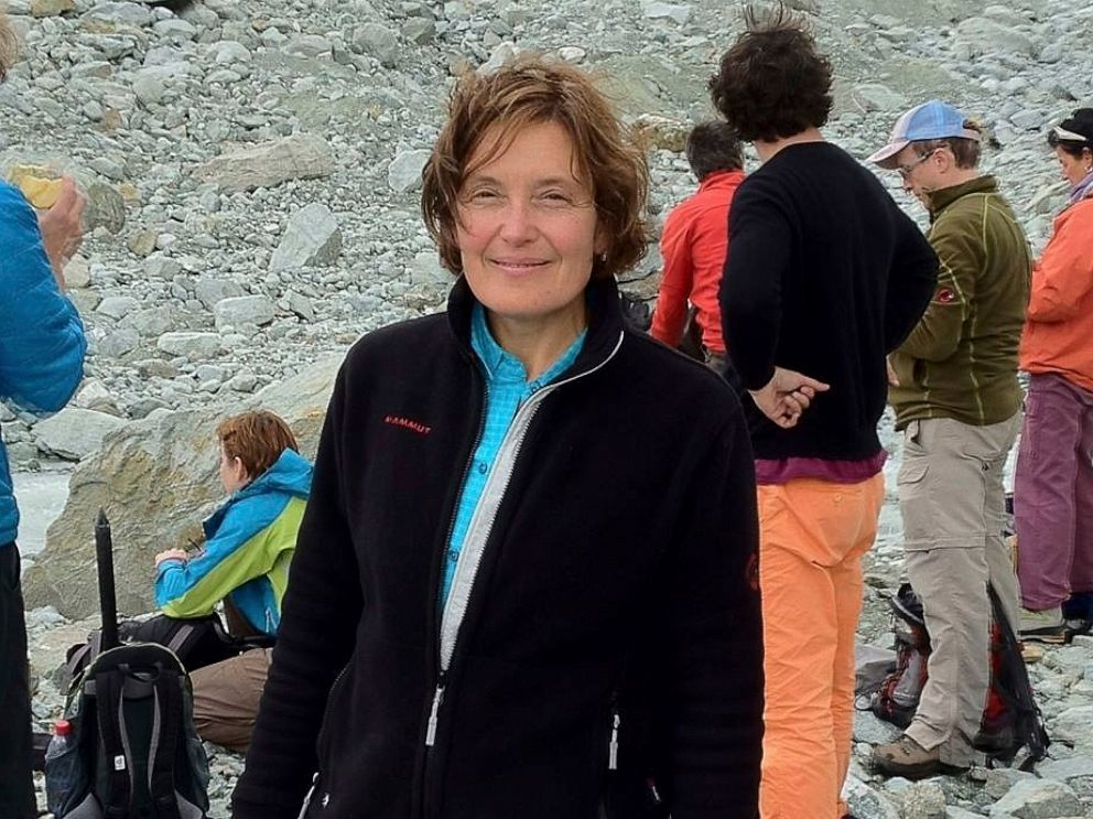 Greek man detained in death of American scientist Suzanne Eaton