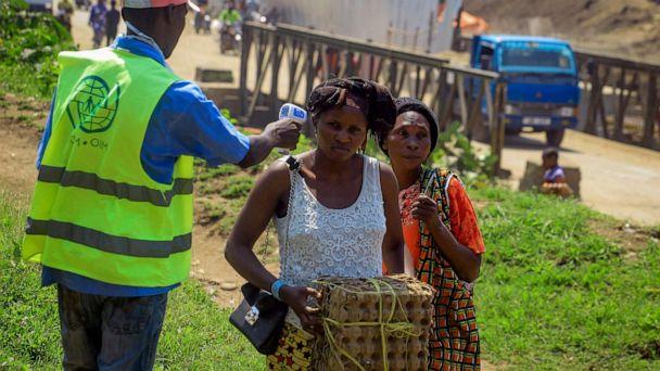 Ebola-stricken boy who became 1st cross-border case in growing outbreak dies
