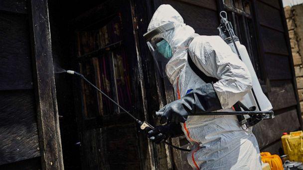 World's 2nd-largest Ebola outbreak surpasses 3,000 cases