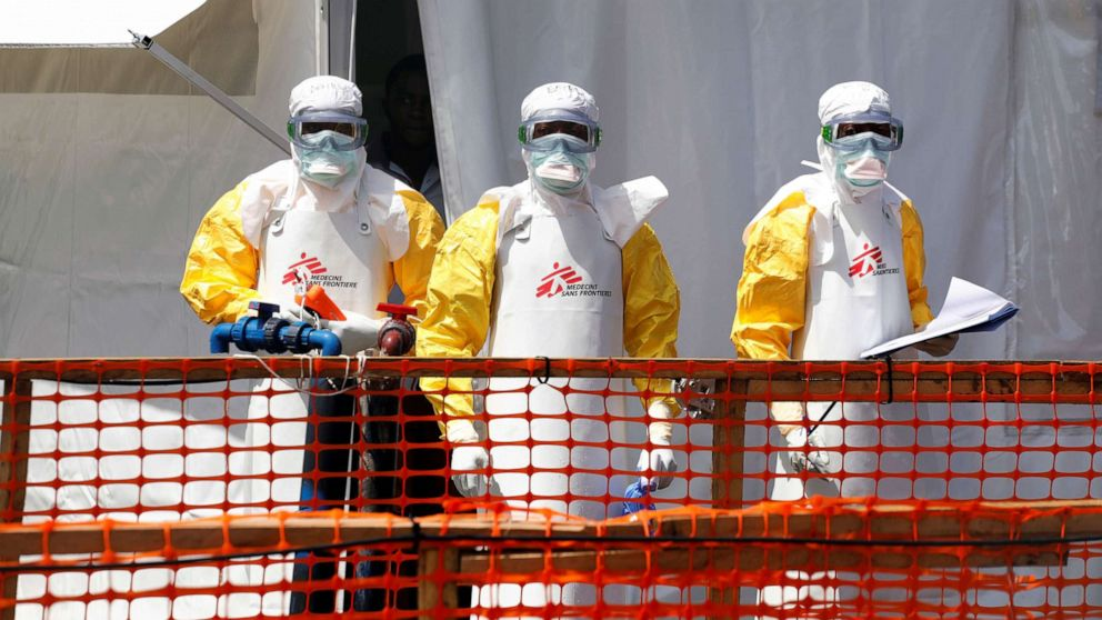 New treatments show promise in fight against Ebola thumbnail