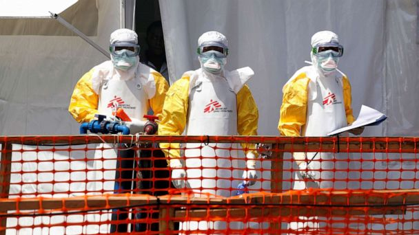 New treatments show promise in fight against Ebola in Democratic Republic of the Congo