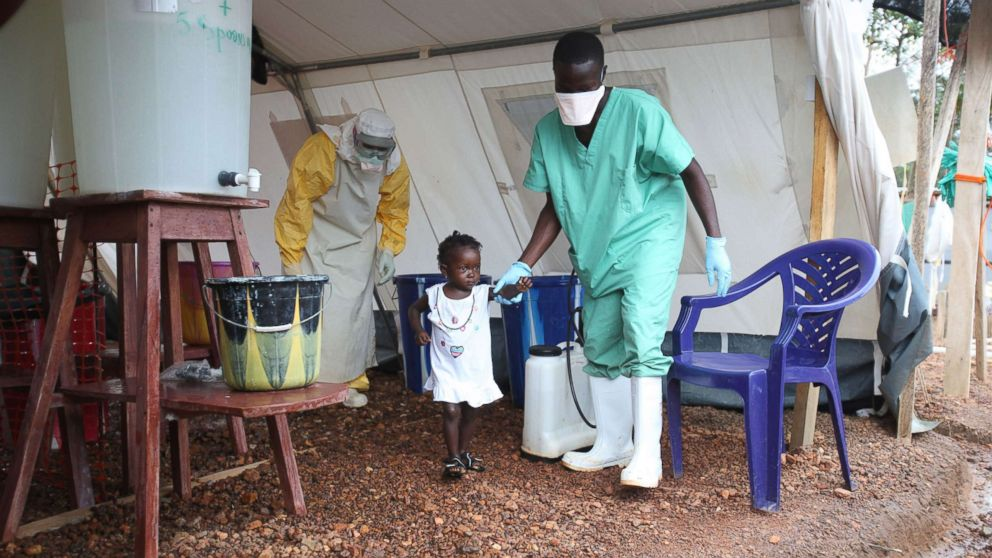A new study found that Ebola survivors can suffer from neurological problems . 7c4917201cb