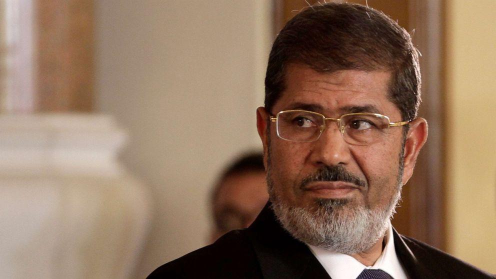 Egypt's former President Mohammed Morsi dies thumbnail