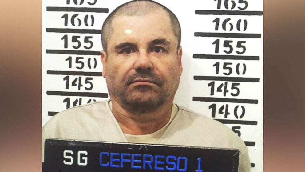 Drug lord Joaquin 'El Chapo' Guzman found guilty on all 10 charges thumbnail