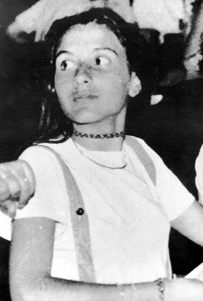 PHOTO: Emanuela Orlandi pictured in this undated file photom, circa 1983.
