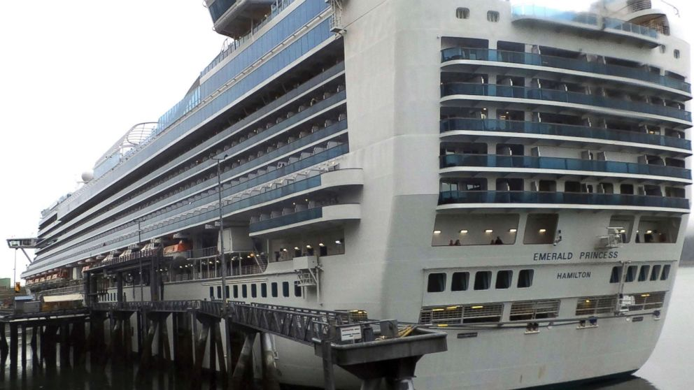 Man Says He Killed Wife Aboard Cruise Ship Because She Would Not - Man dies on cruise ship