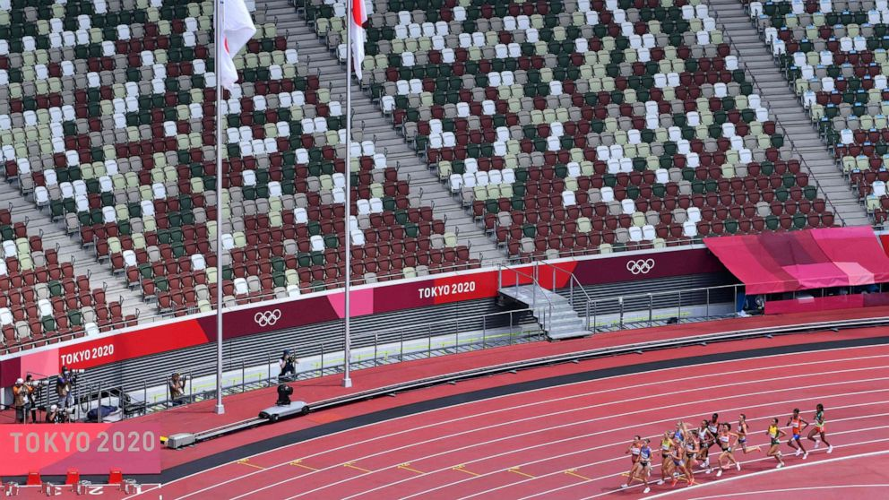 How the Tokyo Olympics and its ban on spectators will affect the environment - ABC News