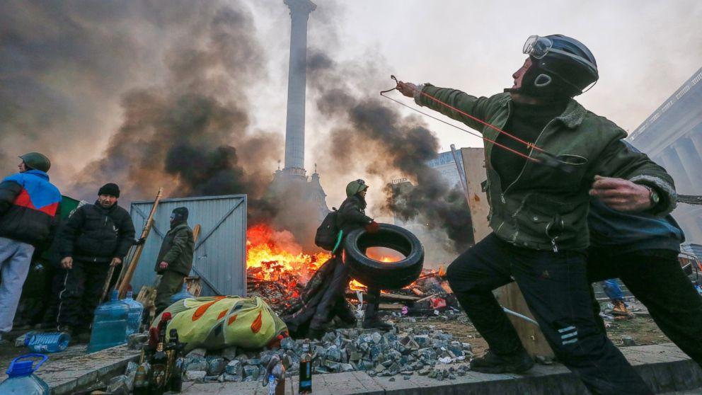 What's Happening in Kiev, Ukraine?