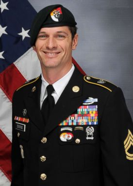 PHOTO: Army Sgt 1st Class Eric Michael Emond, 39, of Brush Prairie, Washington was one of three special operations service members killed by a roadside bomb in Afghanistan on Nov. 27, 2018.