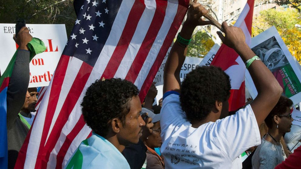 US deporting more people to Eritrea -- a country it says tortures, kills its citizens