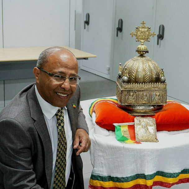 Priceless 18th century crown will return home after 21 years abroad