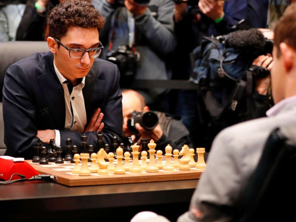 Heartbreak for American challenger in world chess final