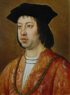 PHOTO: A painting of King Ferdinand II of Aragon.