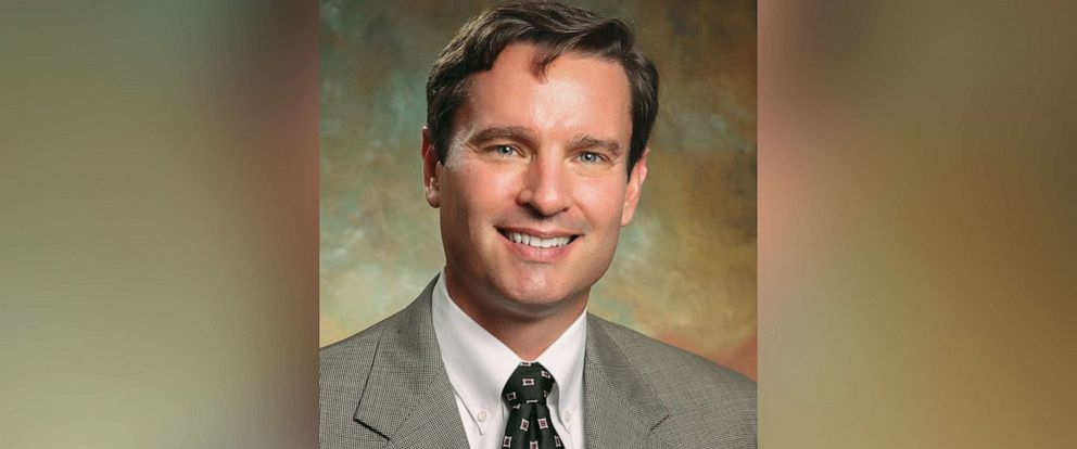PHOTO: Dr. Gary Swank is pictured in an undated handout photo released by the Carilion Clinic in Roanoke, Va.