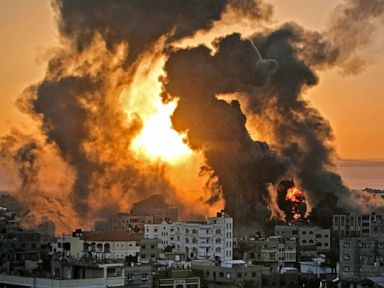 'It's horrifying': Civilians tell of fear, uncertainty in Israel-Hamas conflict