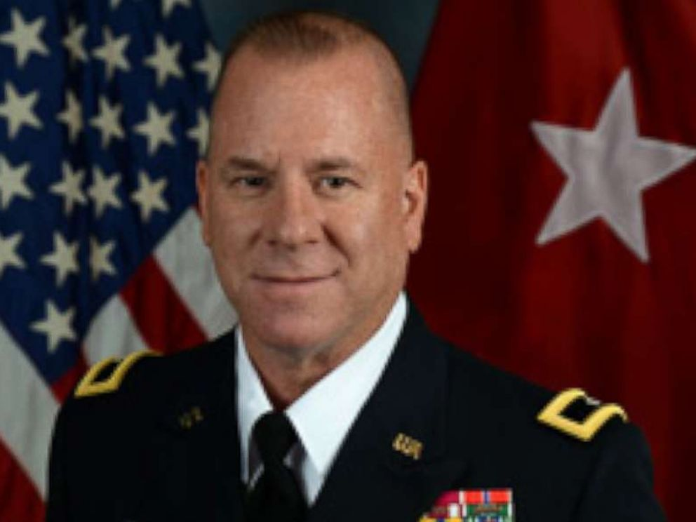 PHOTO: Brigadier General Jeffrey D. Smiley is pictured in this undated photo.