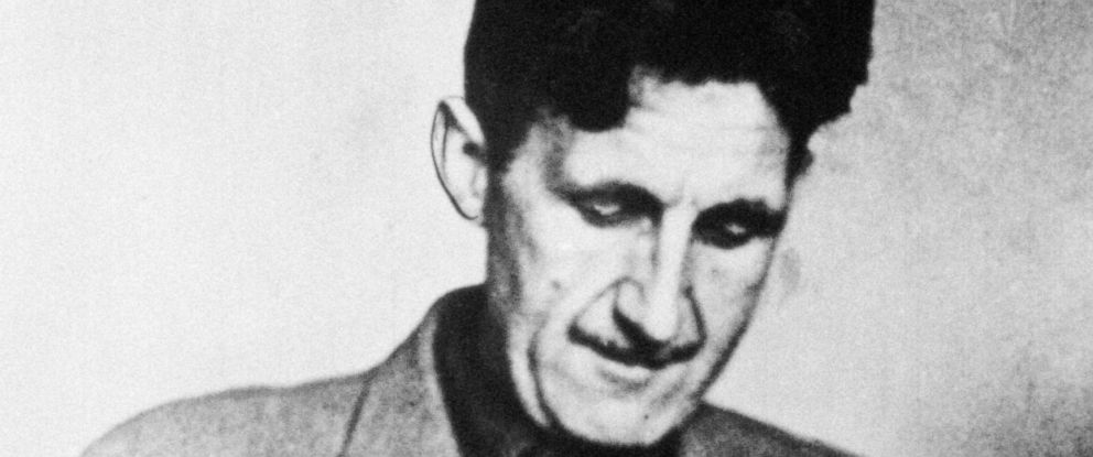 PHOTO: George Orwell in an undated file photo.