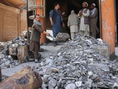With large-scale attacks is the Taliban experiencing a resurgence