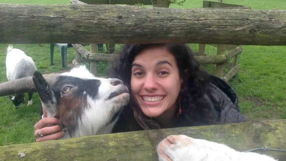 A study published in Royal Society Open Science shows that goats prefer positive human emotional facial expressions, and they likely to nuzzle smiling face.