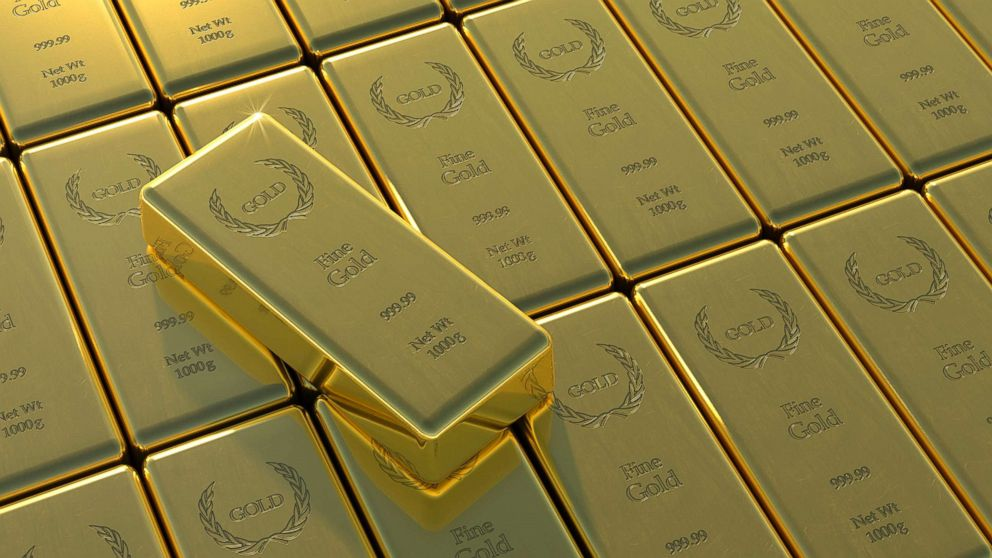 1m Worth Of Gold Bars Seized From Man
