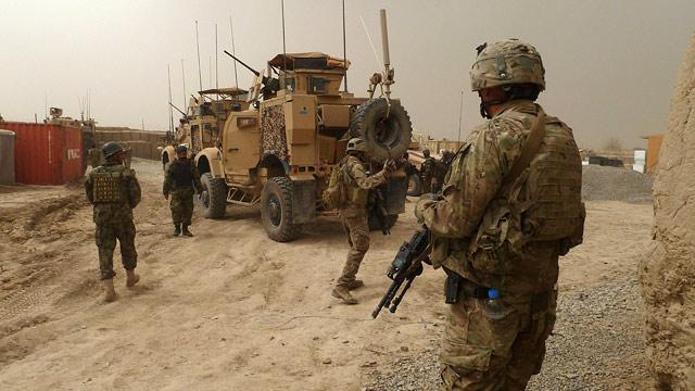 PHOTO: Afghan Shooting