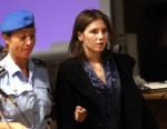 PHOTO: Amanda Knox attends her appeal hearing at Perugias Court of Appeal on Sept. 30, 2011 in Perugia, Italy.