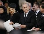 PHOTO: Benjamin and Sara Netanyahu